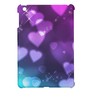 Endless Floating Hearts Case For The iPad Mini