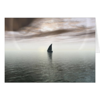 Endless Journey (card) Greeting Card