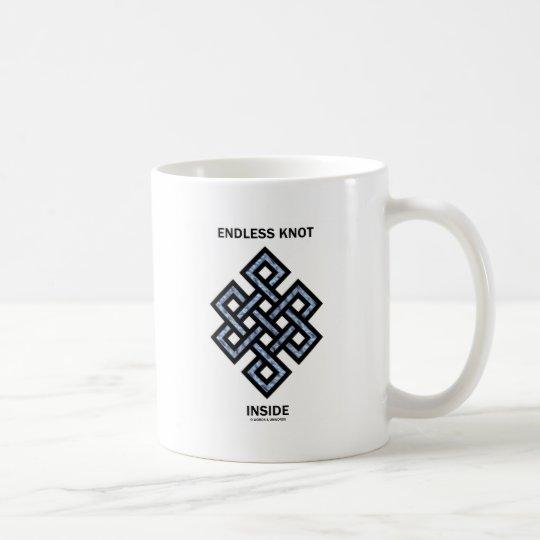 Endless Knot Inside (Psyche / Psychology) Coffee Mug