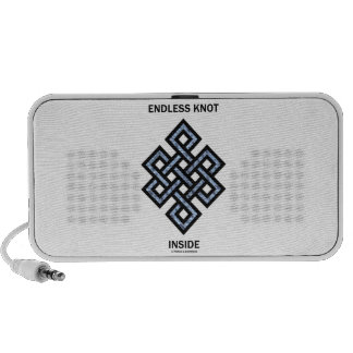 Endless Knot Inside Psyche Notebook Speakers