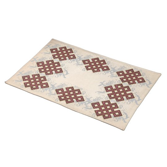 Endless Knot Placemats