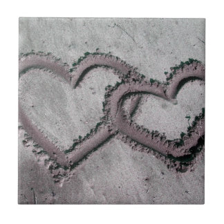 Endless Love Small Square Tile