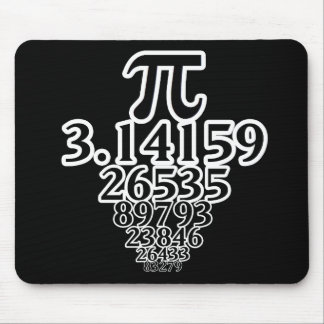 Endless Pi Day Fun to Infinity and Beyond! Mouse Mat