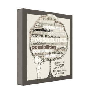 Endless Possibilities Canvas Print