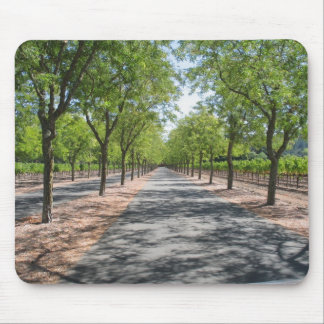 Endless Road Mouse Mat