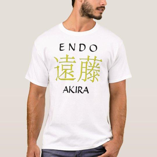 Endo Monogram T-Shirt