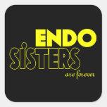 ENDO SISTER ENDOMETRIOSIS Sticker