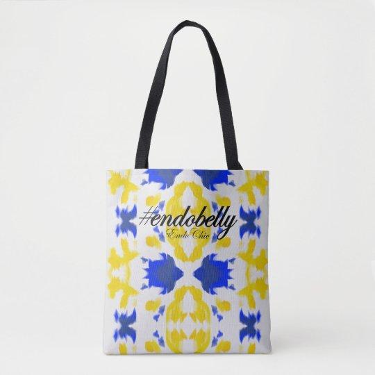 #endobelly tote bag