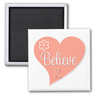 Endometrial Cancer Believe Heart Magnets