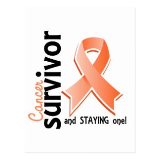 Endometrial Cancer Survivor 19 Postcard