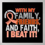Endometrial Cancer Survivor Family Friends Faith