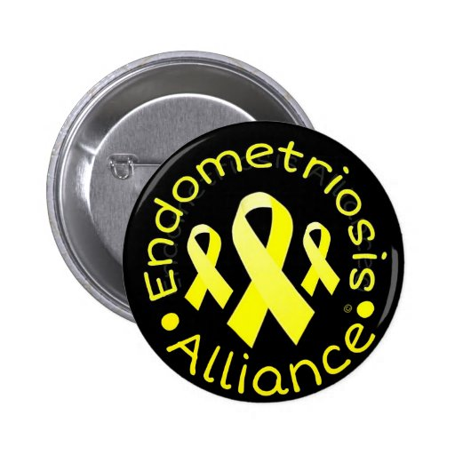 Endometriosis Alliance Button