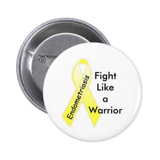 Endometriosis Awareness Month Pin