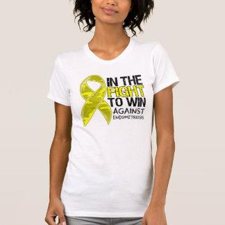 Endometriosis - Fight To Win T-Shirt
