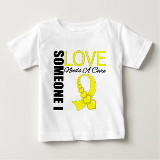 Endometriosis Someone I Love Needs A Cure Baby T-Shirt
