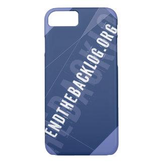 ENDTHEBACKLOG iPhone 7 Case