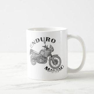 Enduro Maniac - Biker Coffee Mug