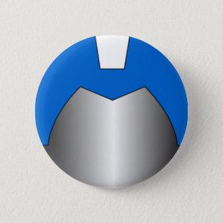 Enemy Leader 6 Cm Round Badge
