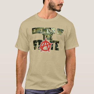 enemy of the state French Revolution T-Shirt