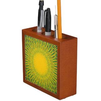 Energetic Bends Blck Pencil/Pen Holder