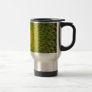 Energetic Bends Blck Coffee Mugs
