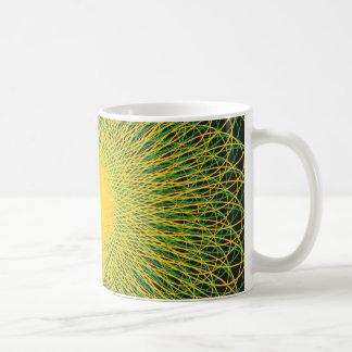 Energetic Bends Blck Coffee Mug