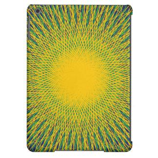 Energetic Bends Purple iPad Air Case