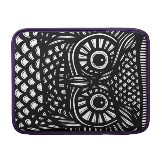 Energetic Fearless Easygoing Brave Sleeve For MacBook Air