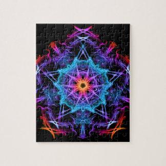 Energetic Geometry - The Magi's Wish Jigsaw Puzzle
