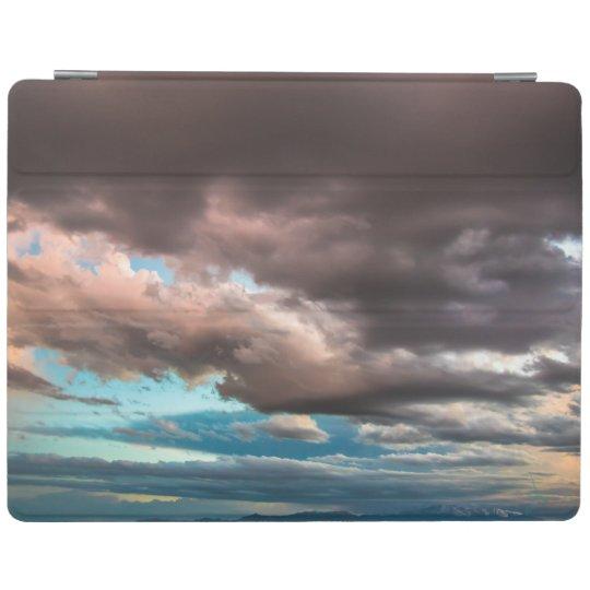 energetic sky iPad cover