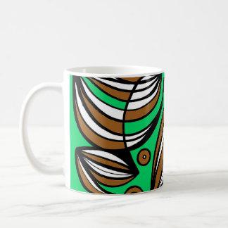 Energetic Vital Knowing Understanding Basic White Mug