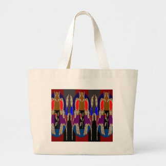 Energy Booster Decorative Jewels Tote Bags