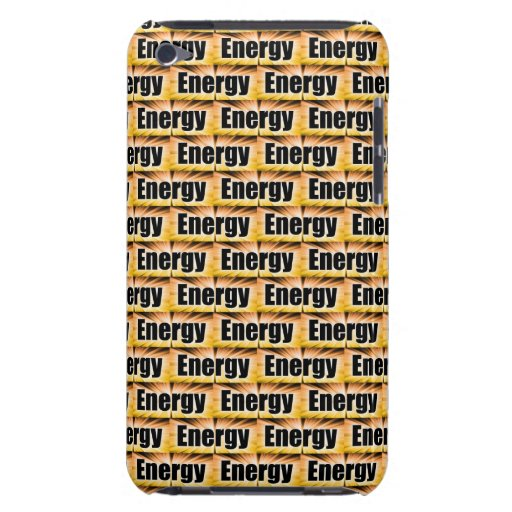Energy iPod Touch Case-Mate Case