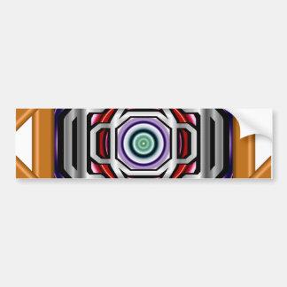 Energy Core Bumper Stickers