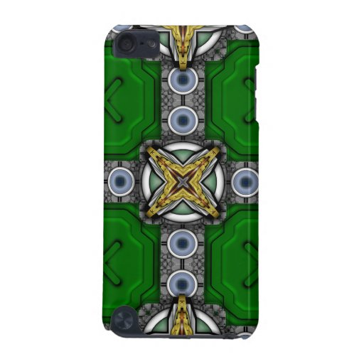 Energy Core Heavy Duty iPod Touch (5th Generation) Cover