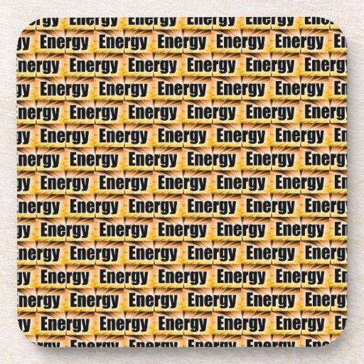Energy Drink Coasters
