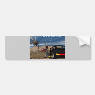 Energy - Driller - Bumper Sticker