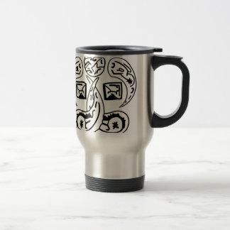 Energy flow coffee mugs