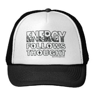 Energy Follows Thought Cap