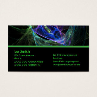 Energy Fractal Business Card