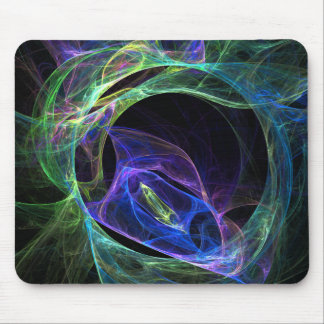 Energy Fractal Mouse Pad
