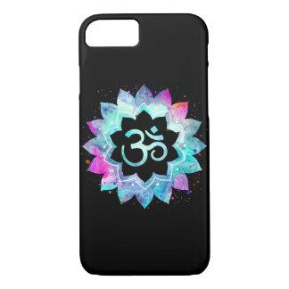 *~* Energy Healer  Reiki Yoga Massage Om Aum  8/7 iPhone 8/7 Case