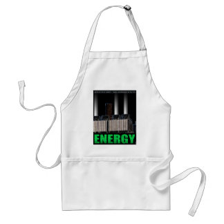 Energy Independence Adult Apron