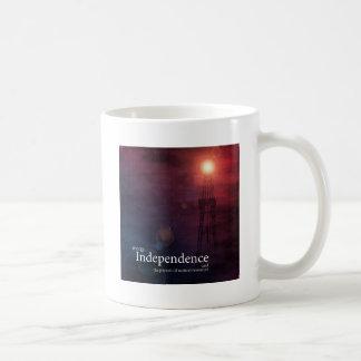 Energy Independence Basic White Mug
