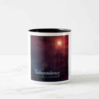 Energy Independence Coffee Mug