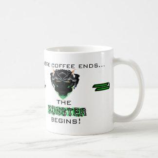 Energy-Madness Basic White Mug