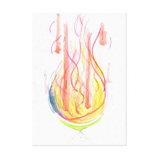 Energy Orb Canvas