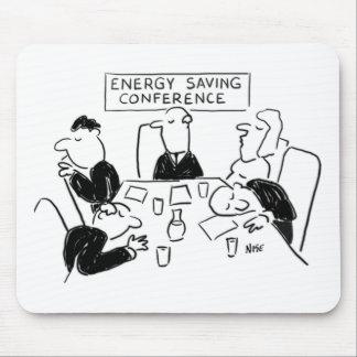 Energy Saving Theme Mouse Mat