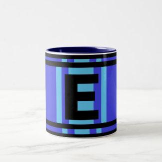Energy Tank Two-Tone Coffee Mug