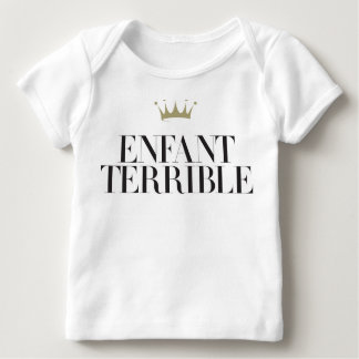 Enfant Terrible Baby Tee